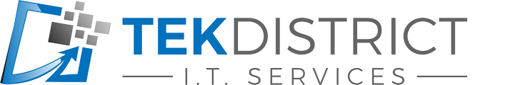 Tek District logo